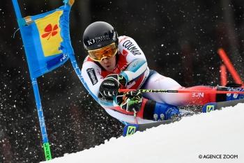 Muffat-Jeandet 8e à Garmisch, l'Excoffier Alpine Team prête pour le Kandahar