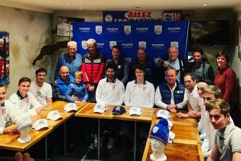 L'Excoffier Alpine Team lance sa saison