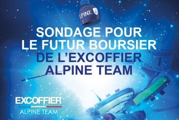 EAT : votez pour le futur boursier de l'Excoffier Alpine Team